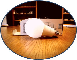 High-Efficiency LED Bulbs
