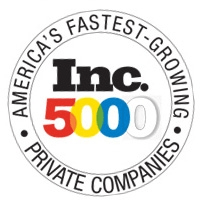 Inc 5000 – Fastest Growing